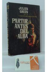 PARTIR ANTES DEL ALBA