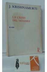 LA CRISIS DEL HOMBRE