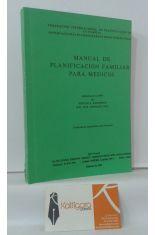MANUAL DE PLANIFICACIÓN FAMILIAR PARA MÉDICOS