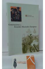 GENERACIONES Y ESCUELAS MUSICALES EUROPEAS