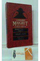 MAIGRET Y EL CASO NAHOUR - FIRMADO:PICTUS - LA SOMBRA CHINESCA (OBRAS COMPLETAS II)