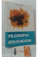 INTRODUCCIÓN A LA FILOSOFÍA DE LA EDUCACIÓN