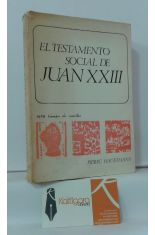 EL TESTAMENTO SOCIAL DE JUAN XXIII