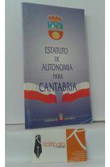 ESTATUTO DE AUTONOMÍA DE CANTABRIA