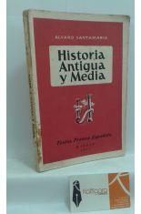 HISTORIA ANTIGUA Y MEDIA