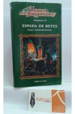 ESPADA DE REYES (HÉROES DE LA DRAGONLANCE, VOLUMEN II)