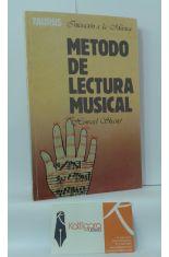 MÉTODO DE LECTURA MUSICAL