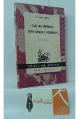 CASA DE MUÑECAS - JUAN GABRIEL BORKMAN