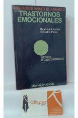 TRASTORNOS EMOCIONALES. MODIFICACIÓN DE CONDUCTA EN LA INFANCIA 2