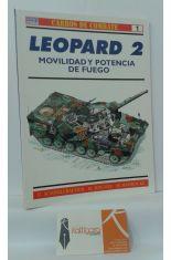LEOPARD 2. MOVILIDAD Y POTENCIA DE FUEGO