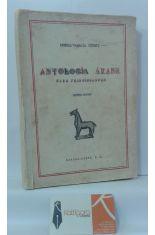 ANTOLOGÍA ÁRABE PARA PRINCIPIANTES