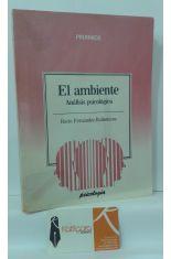 EL AMBIENTE, ANÁLISIS PSICOLÓGICO