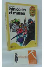 PÁNICO EN EL MUSEO