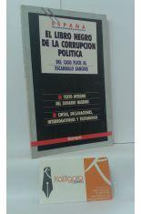 EL LIBRO NEGRO DE LA CORRUPCIÓN POLÍTICA. DEL CASO FLICK AL ESCÁNDALO SANCHIS