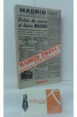 MADRID, PÁGINA TRES.