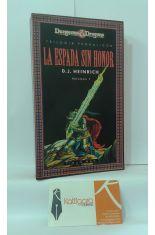 LA ESPADA SIN HONOR. TRILOGÍA PENHALIGON 1. DUNGEONS & DRAGONS