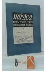 MÚSICA. REVISTA TRIMESTRAL DE LOS CONSERVATORIOS ESPAÑOLES. VOLUMEN 5