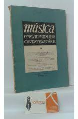 MÚSICA. REVISTA TRIMESTRAL DE LOS CONSERVATORIOS ESPAÑOLES. VOLUMEN 14