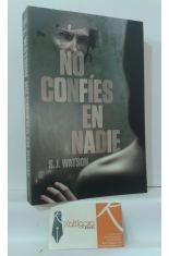 NO CONFÍES EN NADIE