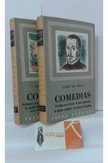 COMEDIAS (2 VOLÚMENES)