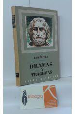 DRAMAS Y TRAGEDIAS: ALCESTES - LAS TROYANAS - OFIGENIA EL TAURIDE - ELECTRA - EL CÍCLOPE
