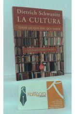 LA CULTURA, TODO LO QUE HAY QUE SABER. LA LITERATURA EUROPEA Y LOS LIBROS QUE HAN CAMBIADO EL MUNDO