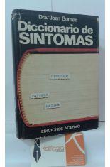 DICCIONARIO DE SÍNTOMAS