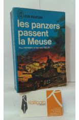 LES PANZERS PASSENT LA MEUSE
