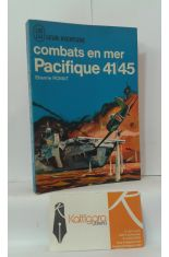 COMBATS EN MER PACIFIQUE 41/45