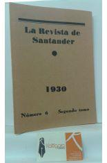 LA REVISTA DE SANTANDER 1930. NÚMERO 6. SEGUNDO TOMO