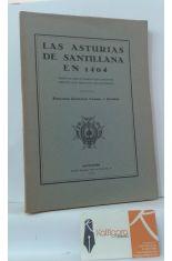 LAS ASTURIAS DE SANTILLANA EN 1404 SEGÚN EL APEO FORMADO POR ORDEN DEL INFANTE DON FERNANDO DE ANTEQUERA