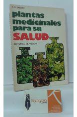 PLANTAS MEDICINALES PARA SU SALUD