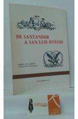 DE SANTANDER A SAN LUIS POTOSÍ