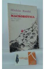SEMINARIO DE MACROBIÓTICA EN BARCELONA. ABRIL 1977