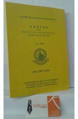 ANALES DEL INSTITUTO DE ESTUDIOS AGROPECUARIOS. VOL XVIII, AÑOS 2007-2008