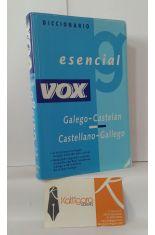 DICCIONARIO ESENCIAL VOX GALEGO-CASTELÁN/ CASTELLANO-GALLEGO