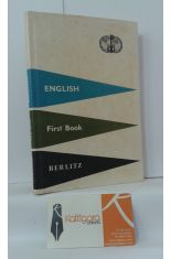 ENGLISH FIRST BOOK
