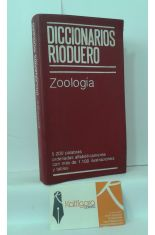 ZOOLOGÍA. DICCIONARIOS RIODUERO