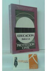 EDUCACIÓN PARA LA PROTECCIÓN CIVIL