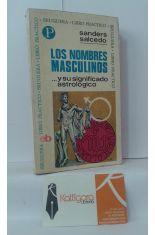 LOS NOMBRES MASCULINOS Y SU SIGNIFICADO ASTROLÓGICO