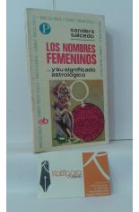 LOS NOMBRES FEMENINOS Y SU SIGNIFICADO ASTROLÓGICO