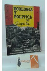 ECOLOGÍA Y POLÍTICA EN ESPAÑA