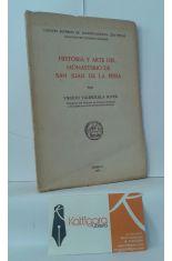 HISTORIA Y ARTE DEL MONASTERIO DE SAN JUAND E LA PEÑA
