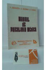 MANUAL DE PSICOLOGÍA MÉDICA