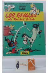 LOS RIVALES DE PAINFUL GULCH. UNA AVENTURA DE LUCKY LUKE