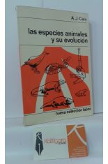 LAS ESPECIES ANIMALES Y SU EVOLUCIÓN