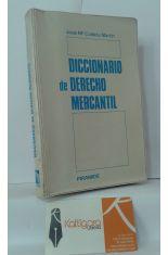 DICCIONARIO DE DERECHO MERCANTIL