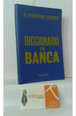 DICCIONARIO DE BANCA
