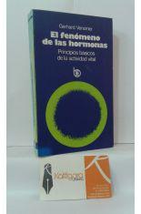 EL FENÓMENO DE LAS HORMONAS. PRINCIPIOS BÁSICOS DE LA ACTIVIDAD VITAL