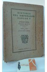 HISTORIA DEL EMPERADOR CARLOS V